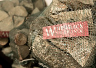 Witherslack wood bag